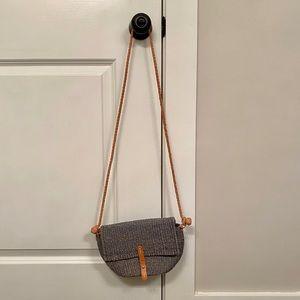 Polo crossbody purse